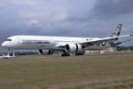 gomaさんが、ファンボロー空港で撮影したエアバス A350-1041の航空フォト(写真)