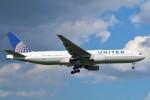 らむえあたーびんさんが、成田国際空港で撮影したユナイテッド航空 777-222/ERの航空フォト(飛行機 写真・画像)