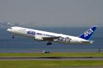 szkkjさんが、羽田空港で撮影した全日空 767-381/ERの航空フォト(写真)