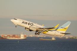 とらとらさんが、羽田空港で撮影した全日空 737-781の航空フォト(写真)