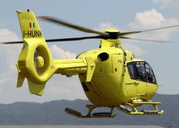 航空フォト:JA557H エス・ジー・シー佐賀航空 EC135/635