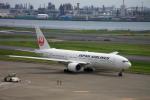 なまくら はげるさんが、羽田空港で撮影した日本航空 777-289の航空フォト(写真)