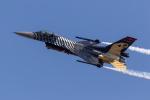 チャッピー・シミズさんが、フェアフォード空軍基地で撮影したトルコ空軍 F-16C Fighting Falconの航空フォト(写真)