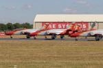チャッピー・シミズさんが、フェアフォード空軍基地で撮影したスペイン空軍 C-101 Aviojetの航空フォト(写真)