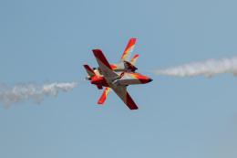 チャッピー・シミズさんが、フェアフォード空軍基地で撮影したスペイン空軍 C-101 Aviojetの航空フォト(飛行機 写真・画像)