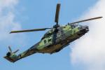 チャッピー・シミズさんが、フェアフォード空軍基地で撮影したフィンランド陸軍 NH90の航空フォト(写真)
