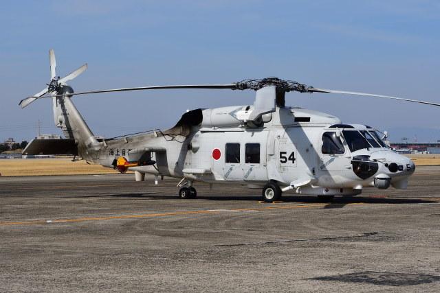 海上自衛隊 Mitsubishi SH-60K 8454 名古屋飛行場  航空フォト | by はるかのパパさん