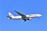 Hiro Satoさんが、スワンナプーム国際空港で撮影した全日空 777-281/ERの航空フォト(写真)
