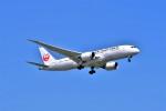 Hiro Satoさんが、スワンナプーム国際空港で撮影した全日空 787-8 Dreamlinerの航空フォト(写真)