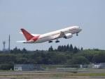 kayさんが、成田国際空港で撮影したエア・インディア 787-8 Dreamlinerの航空フォト(写真)