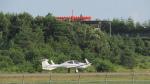 Ocean-Lightさんが、能登空港で撮影した日本個人所有 DA42 TwinStarの航空フォト(写真)