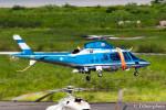 triton@blueさんが、岡南飛行場で撮影した三重県警察 A109E Powerの航空フォト(写真)
