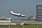 おかめさんが、羽田空港で撮影した日本個人所有 TBM-700の航空フォト(写真)