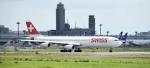 やす!さんが、成田国際空港で撮影したスイスインターナショナルエアラインズ A340-313Xの航空フォト(写真)