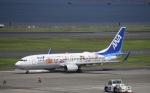 やす!さんが、羽田空港で撮影した全日空 737-881の航空フォト(写真)