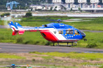 triton@blueさんが、岡南飛行場で撮影した大分県防災航空隊 BK117C-2の航空フォト(写真)