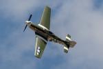 チャッピー・シミズさんが、フェアフォード空軍基地で撮影したUSAF Heritage Flight Foundation P-51D Mustangの航空フォト(写真)