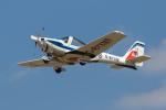 チャッピー・シミズさんが、フェアフォード空軍基地で撮影したイギリス空軍 G115E Tutor T1の航空フォト(写真)