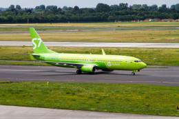 航空フォト:VP-BQD S7航空 737-800