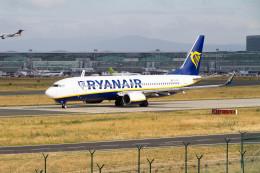 航空フォト:EI-DAI ライアンエア 737-800