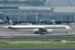Dojalanaさんが、羽田空港で撮影したシンガポール航空 777-312/ERの航空フォト(飛行機 写真・画像)
