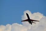 T.Sazenさんが、伊丹空港で撮影したアイベックスエアラインズ CL-600-2C10 Regional Jet CRJ-702の航空フォト(飛行機 写真・画像)