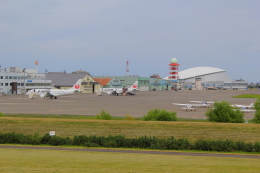 札幌飛行場 - Sapporo Airfield [OKD/RJCO]で撮影されたジェイ・エア - J-AIR [JLJ]の航空機写真