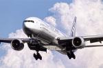 EarthScapeさんが、伊丹空港で撮影した全日空 777-381の航空フォト(写真)