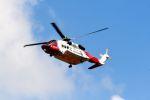まいけるさんが、ファンボロー空港で撮影したイギリス沿岸警備隊 - HM Coast Guard S-92Aの航空フォト(写真)