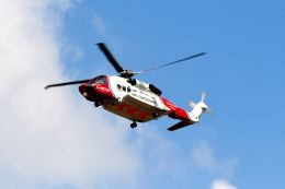 まいけるさんが、ファンボロー空港で撮影したイギリス沿岸警備隊 - HM Coast Guard S-92Aの航空フォト(飛行機 写真・画像)