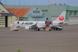 NASDAJAXAさんが、札幌飛行場で撮影したジェイ・エア ERJ-170-100 (ERJ-170STD)の航空フォト(写真)