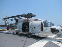 ランチパッドさんが、三保飛行場で撮影した海上自衛隊 SH-60Kの航空フォト(飛行機 写真・画像)