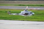 もぐ3さんが、新潟空港で撮影した四国航空 412EPの航空フォト(飛行機 写真・画像)