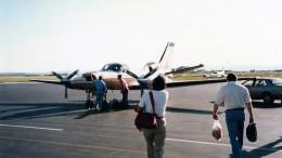 westtowerさんが、センテニアル空港で撮影したアメリカ個人所有 425 Conquest Iの航空フォト(飛行機 写真・画像)