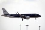 なまくら はげるさんが、羽田空港で撮影したスターフライヤー A320-214の航空フォト(写真)