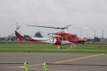 ショウさんが、札幌飛行場で撮影した札幌市消防局消防航空隊 412EPの航空フォト(写真)
