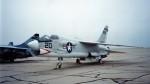 westtowerさんが、リベラル・ミッドアメリカ市営空港で撮影したアメリカ海兵隊 F-8H Crusaderの航空フォト(写真)
