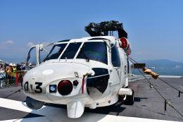 bestguyさんが、横須賀基地で撮影した海上自衛隊 SH-60Kの航空フォト(飛行機 写真・画像)