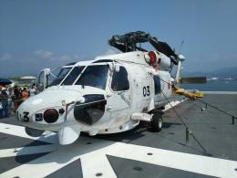 Dickiesさんが、三保飛行場で撮影した海上自衛隊 SH-60Kの航空フォト(飛行機 写真・画像)