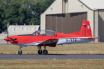 チャッピー・シミズさんが、フェアフォード空軍基地で撮影したスイス空軍 PC-7の航空フォト(写真)