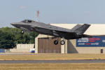 チャッピー・シミズさんが、フェアフォード空軍基地で撮影したアメリカ空軍 F-35A-3I Lightning IIの航空フォト(写真)
