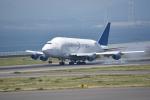 kumagorouさんが、中部国際空港で撮影したボーイング 747-4J6(LCF) Dreamlifterの航空フォト(飛行機 写真・画像)