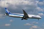 らむえあたーびんさんが、成田国際空港で撮影した全日空 787-9の航空フォト(写真)