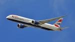flytaka78さんが、成田国際空港で撮影したブリティッシュ・エアウェイズ 787-9の航空フォト(写真)