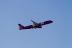jombohさんが、フランクフルト国際空港で撮影したWOWエア A321-211の航空フォト(写真)