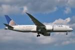 らむえあたーびんさんが、成田国際空港で撮影したユナイテッド航空 787-8 Dreamlinerの航空フォト(写真)
