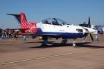 nobu2000さんが、フェアフォード空軍基地で撮影したキネティック PC-21の航空フォト(飛行機 写真・画像)