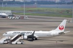 ハム太郎。さんが、羽田空港で撮影した日本航空 737-846の航空フォト(写真)