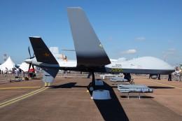 nobu2000さんが、フェアフォード空軍基地で撮影したイギリス空軍 MQ-9A Reaperの航空フォト(飛行機 写真・画像)