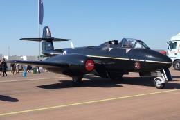 nobu2000さんが、フェアフォード空軍基地で撮影したイギリス空軍 Meteor T.7の航空フォト(飛行機 写真・画像)